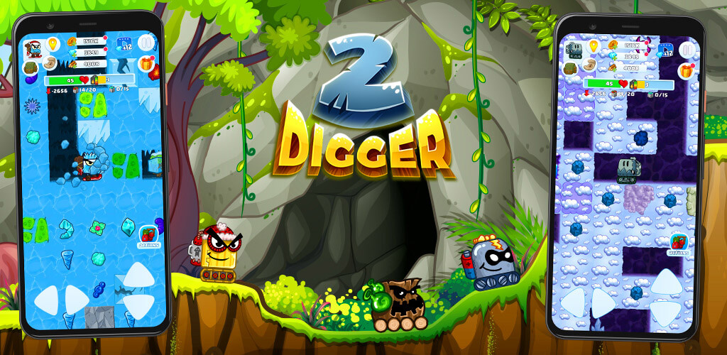 Digger 2 - featured image