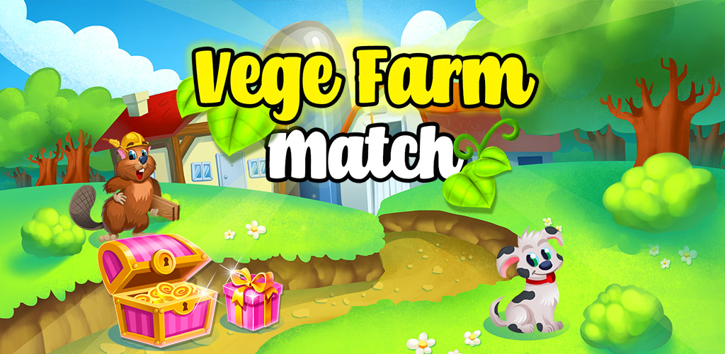 Vege Farm Match - click game featured image