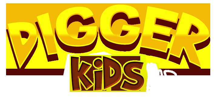 digger kids logo